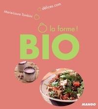 Marie-Laure Tombini - Ô la forme - Bio.