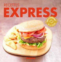Marie-Laure Tombini - Recettes Express.