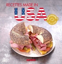 Marie-Laure Tombini - Recettes made in USA.