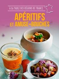 Marie Le Goaziou - Apéritifs et amuse-bouches - 49 recettes de maisons d'hôte qui cultivent l'art de vivre à la française aux quatre coins de France.