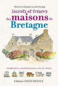 Marie Le Goaziou - Secrets et trésors, maisons de Bretagne.