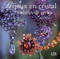 Marie Le Sueur - Bijoux en cristal - Dentelles de perles.