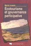 Marie Lequin - Ecotourisme et gouvernance participative.