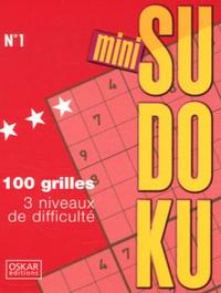 Marie Lesure - Mini-Sudoku N° 1 - 100 Grilles.