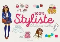 Marie Levêque et Victoria Jacob - 100 % styliste - Dessine ta mode.