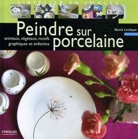 Peindre sur porcelaine - Animaux, végétaux, motifs graphiques et enfantins.pdf