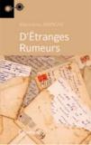 Marie-Line Ampigny - D'étranges rumeurs.