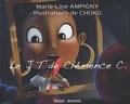 Marie-Line Ampigny - Le JT de Clémence C..