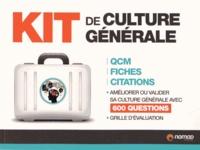 Marie-Line Bretin et Annie Fontaine - Kit de culture générale.