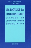 Marie-Line Groussier - .