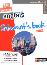 Anglais 1e Bac Pro A2+/B1 - Students book.pdf