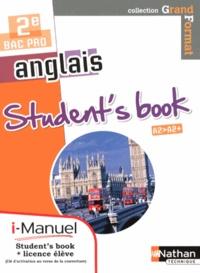 Anglais 2e Bac Pro A2/A2+ - Students book.pdf