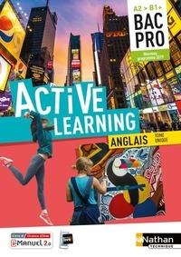 Ebooks pour téléphones mobiles télécharger Anglais Bac Pro A2>B1+ Active Learning  - Tome unique par Marie-Line Périllat-Mercerot  9782091654454