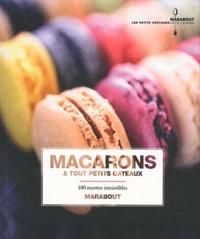 Marie-Line Salaün - Macarons & tout petits gâteaux.