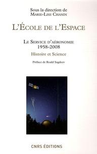 LEcole de lEspace - Le service daéronomie, 1958-2008 - Histoire et science.pdf