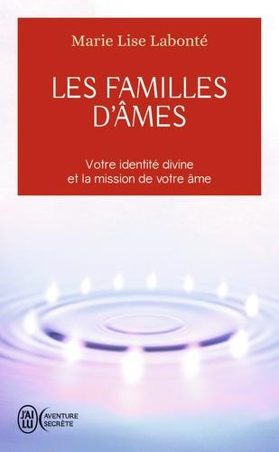 Marie-Lise Labonté - Les familles d'âmes - Selon les enseignements des Anges Xedah et de l'Archange Michaël.