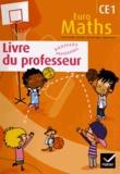 Marie-Lise Peltier et Joël Briand - Euro Maths CE1 - Livre du professeur.