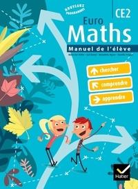 Marie-Lise Peltier et Joël Briand - Euro Maths CE2.