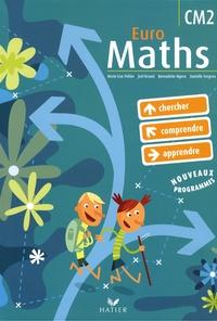 Marie-Lise Peltier et Joël Briand - Euro Maths CM2.