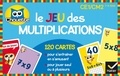 Marie-Lise Peltier et Danielle Vergnes - Le jeu des multiplications - CE1/CM2.
