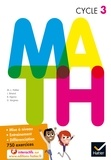 Marie-Lise Peltier et Joël Briand - Math cycle 3.