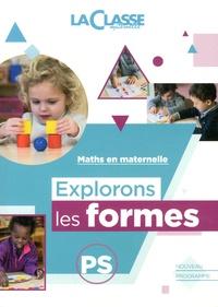 Marie Litra - Explorons les formes PS.