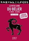 Marie Lombard - Le Petit Livre du Bélier.