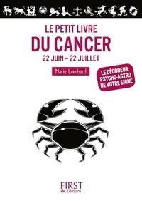 Marie Lombard - Le Petit Livre du Cancer.