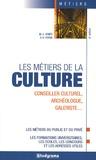 Marie-Lorène Giniès et Hélène Simon - Les métiers de la culture.
