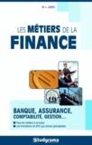 Marie-Lorène Giniès et Arthur Paulin - Les métiers de la finance.