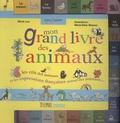 Marie Lou - Mon grand livre des animaux.