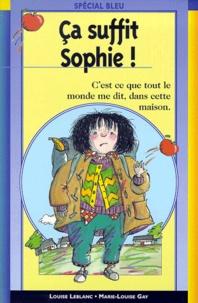 Marie-Louise Gay et Louise Leblanc - .