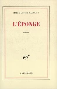 Marie-Louise Haumont - L'éponge.