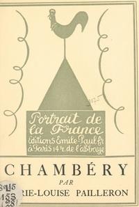 Marie-Louise Pailleron et Henri Barthélemy - Chambéry.
