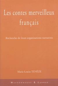 Marie-Louise Tenèze - Les contes merveilleux français - Recherche de leurs organisations narratives.