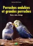 Marie-Louise Vidal De Fonseca - Perruches ondulées et grandes perruches.