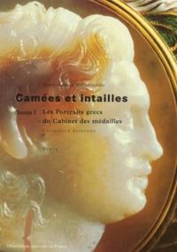 Corridashivernales.be Camées et intailles - Tome 1, Les portraits grecs du Cabinet des médailles Image