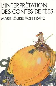 Marie-Louise von Franz - L'interprétation des contes de fée.