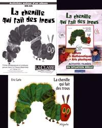 Marie-Louise Winninger - La chenille qui fait des trous - Kit pédagogique MS-GS : album + activités autour de l'album. 1 DVD