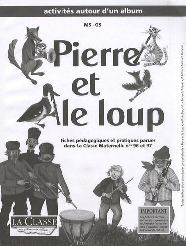 Marie-Louise Winninger - Pierre et le loup MS-GS - Activités autour d'un album.