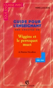 Marie-Luce Gion - .