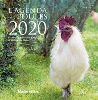 Marie-Luce Hubert et Jean-Louis Klein - L'agenda des poules.