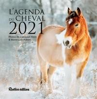 Marie-Luce Hubert et Jean-Louis Klein - L'agenda du cheval.