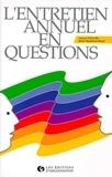 Marie-Madeleine Bernié et Arnaud d' Aboville - L'entretien annuel en questions.
