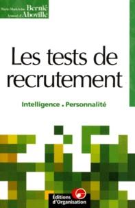 Les tests de recrutement. Intelligence, personnalité, 3ème édition.pdf
