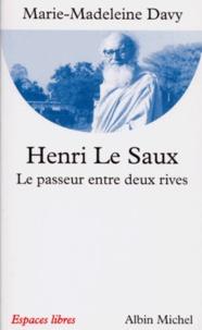 Deedr.fr HENRI LE SAUX. Le passeur entre deux rives Image