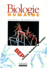 Biologie humaine, BEP - Carrières sanitaires & sociales.pdf
