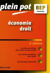 Economie droit BEP Tertiaires - Marie-Madeleine Piroche-Gléréan |