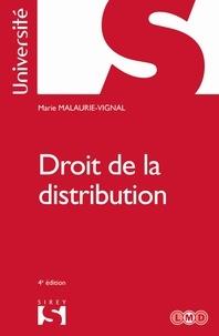 Marie Malaurie-Vignal - Droit de la distribution.