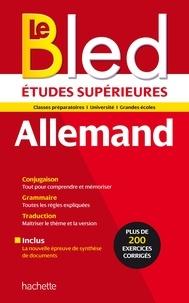Marie Marhuenda et Bernard Viselthier - BLED Sup Allemand.